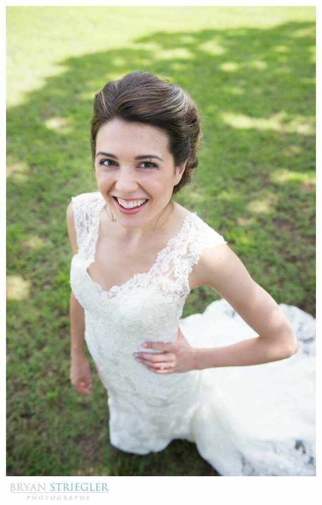 Whitney Mountain Lodge wedding high angel bridal portrait