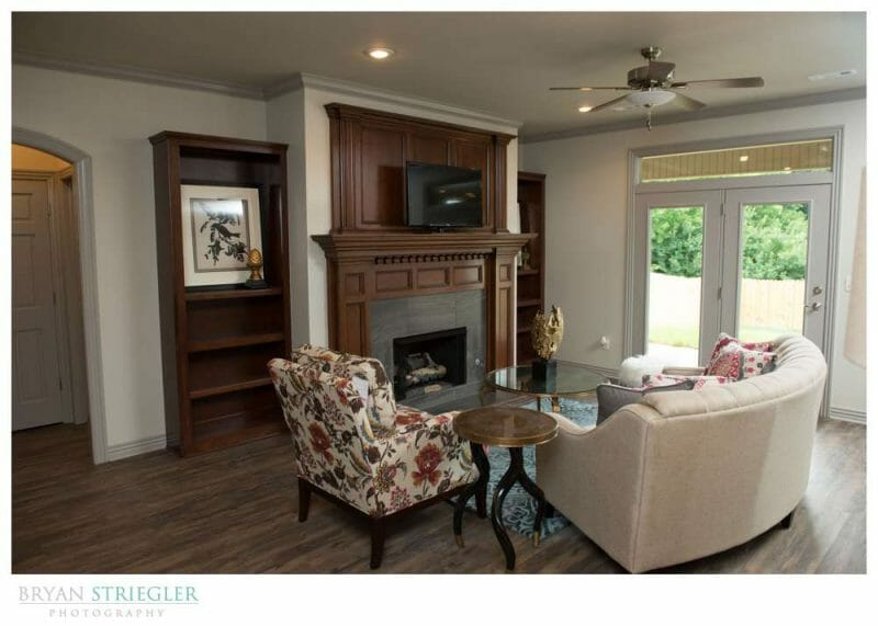 Craftsman builders Parade of Homes