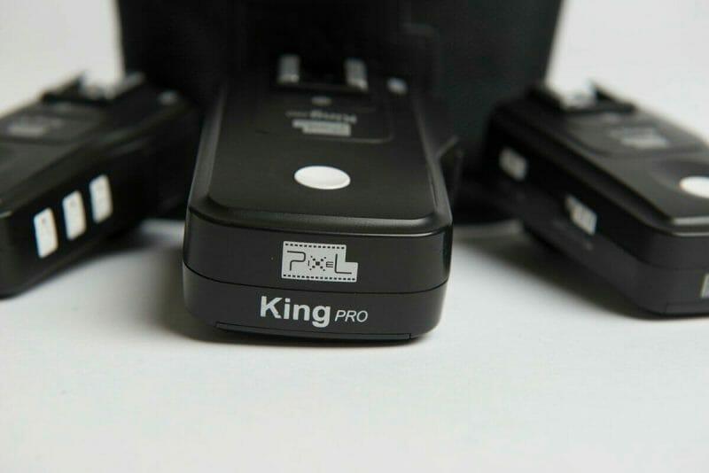 Pixel King pro set of transmitters