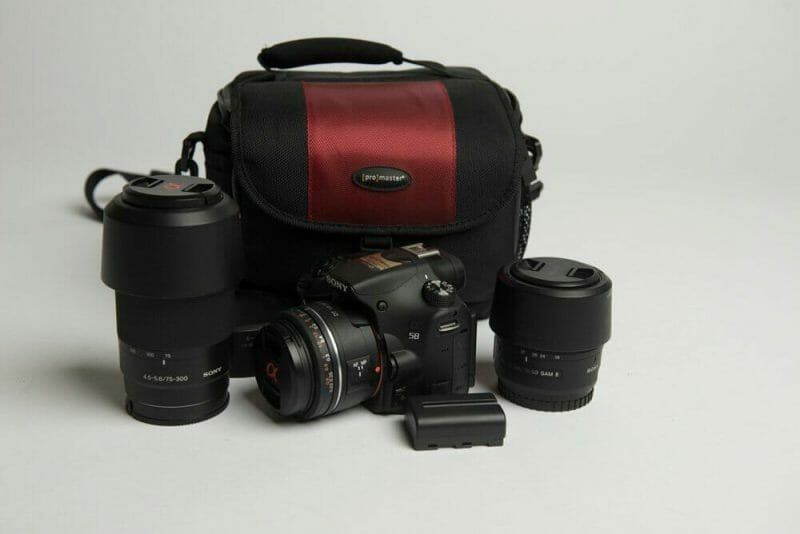 Sony A58 package for sale