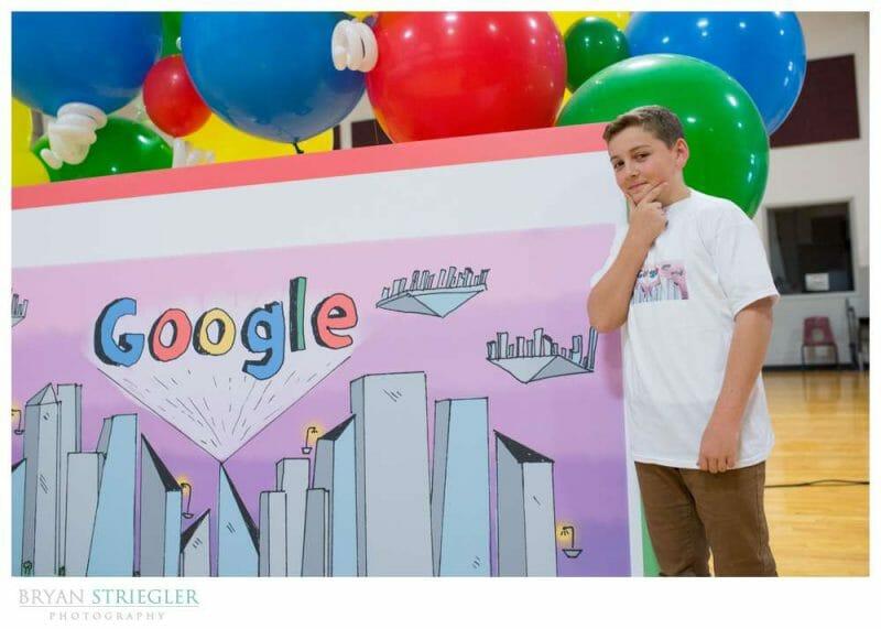 Doodle 4 Google Arkansas Finalist