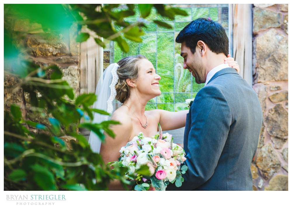 Photograph what you love- first look at wedding
