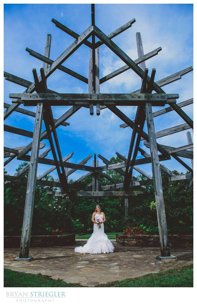 Botanical Gardens Ceremony site