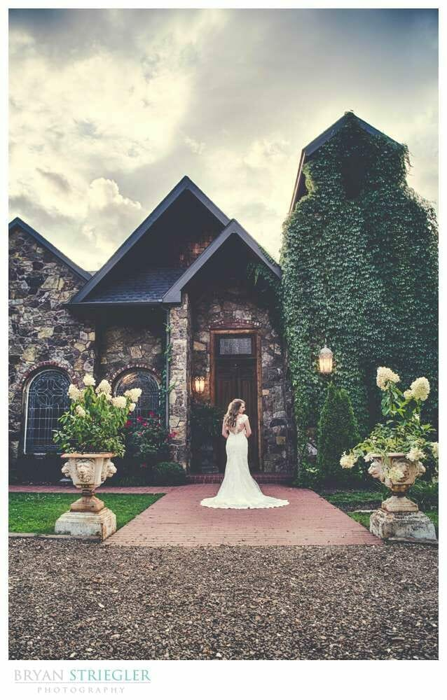 Morgan's Bridal Portraits at Matt Lane Farm