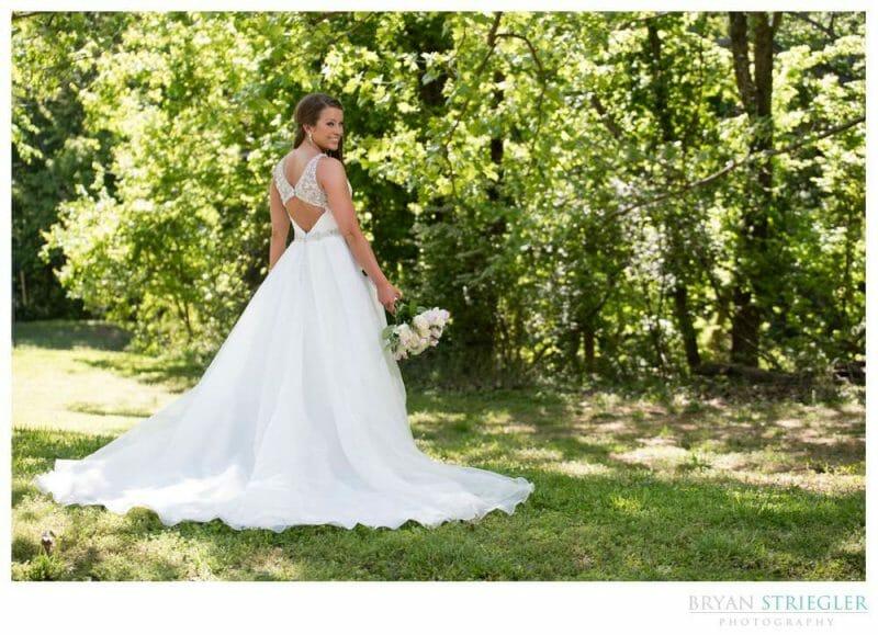 Bridal Portraits at Compton Gardens