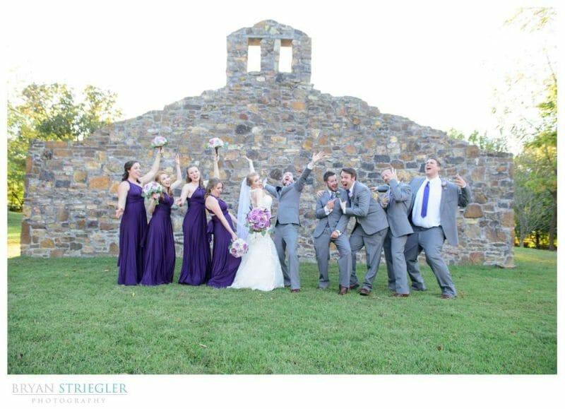 Kind of Wedding Atmosphere