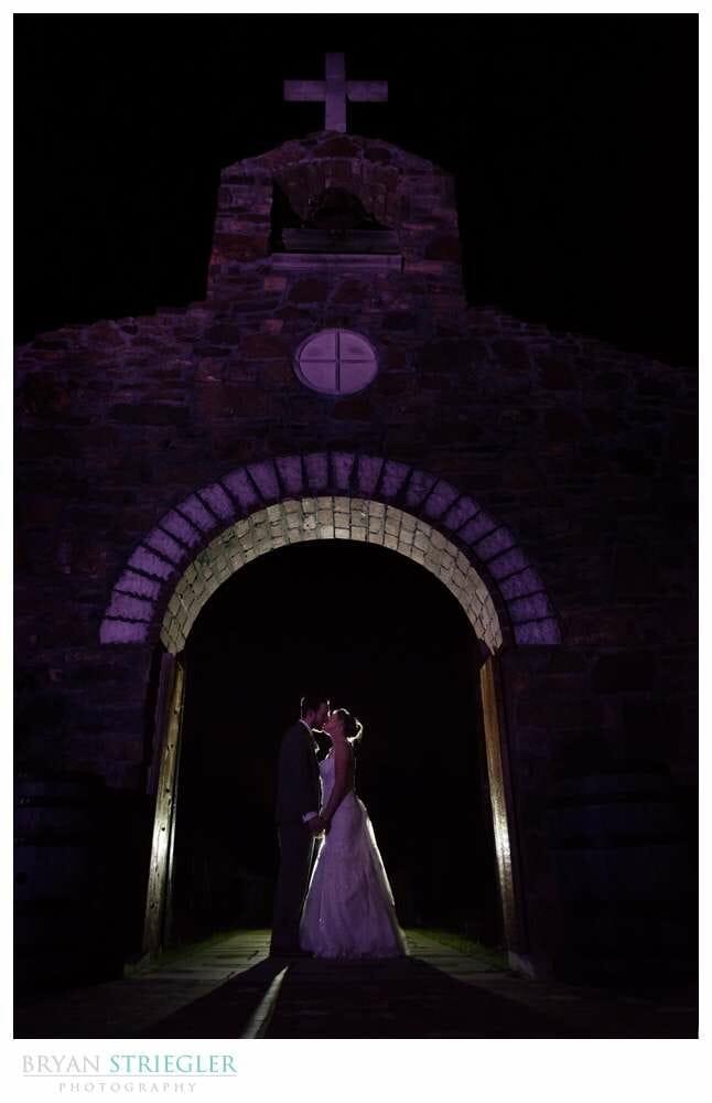 Sassafras Springs Vineyard Wedding Photos
