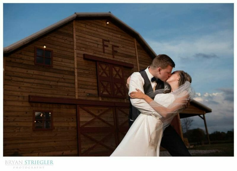 Wedding at Fritchie Farms