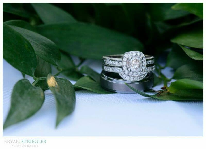 micro wedding ring