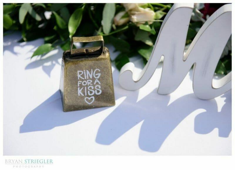 bell for wedding