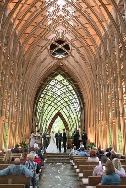 Mildred B. Cooper Chapel Wedding Venue