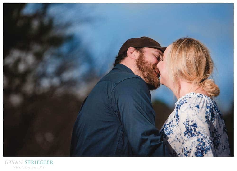 Engagement Session at Wilson Park