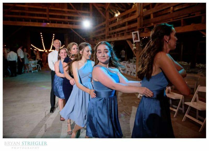 Wedding at the Barn at Hat Creek Ranch