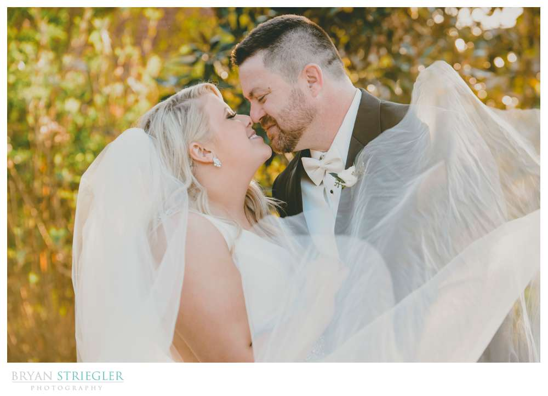 wedding at uark bowl