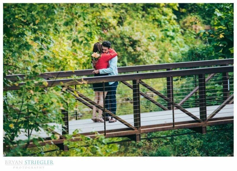 photographing a proposal