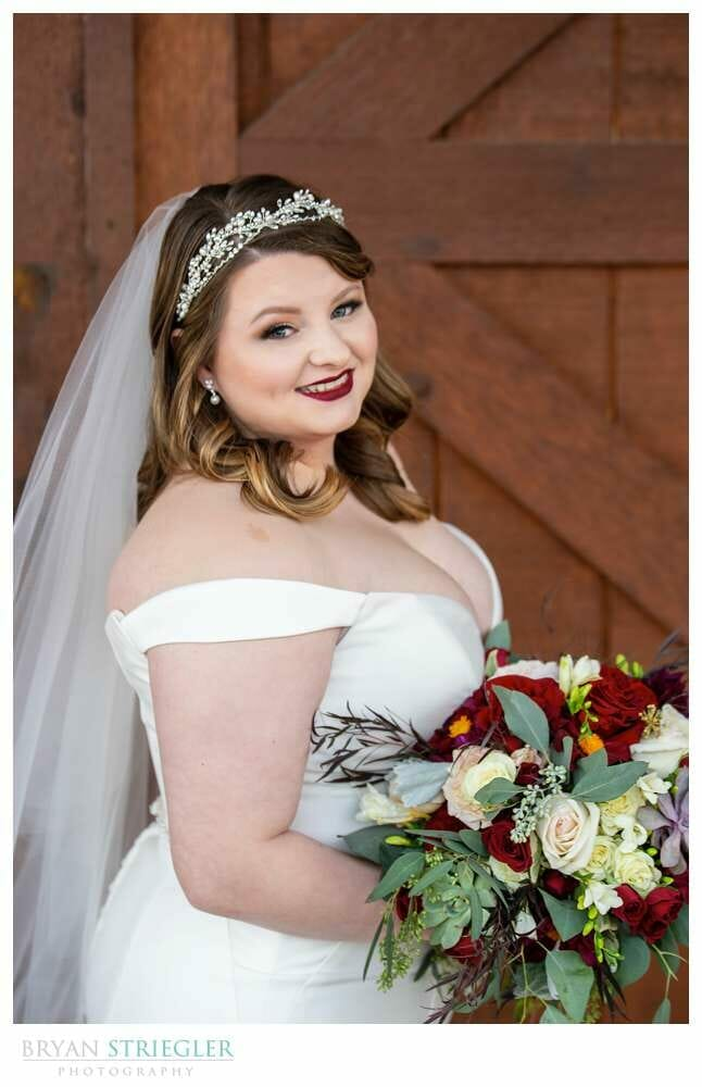 wedding at the Barn at the Springs