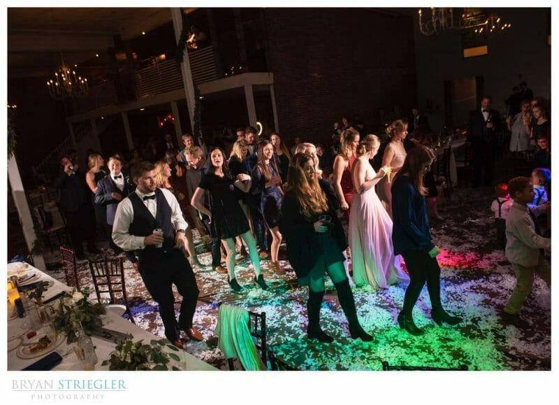 dancing at the Ravington