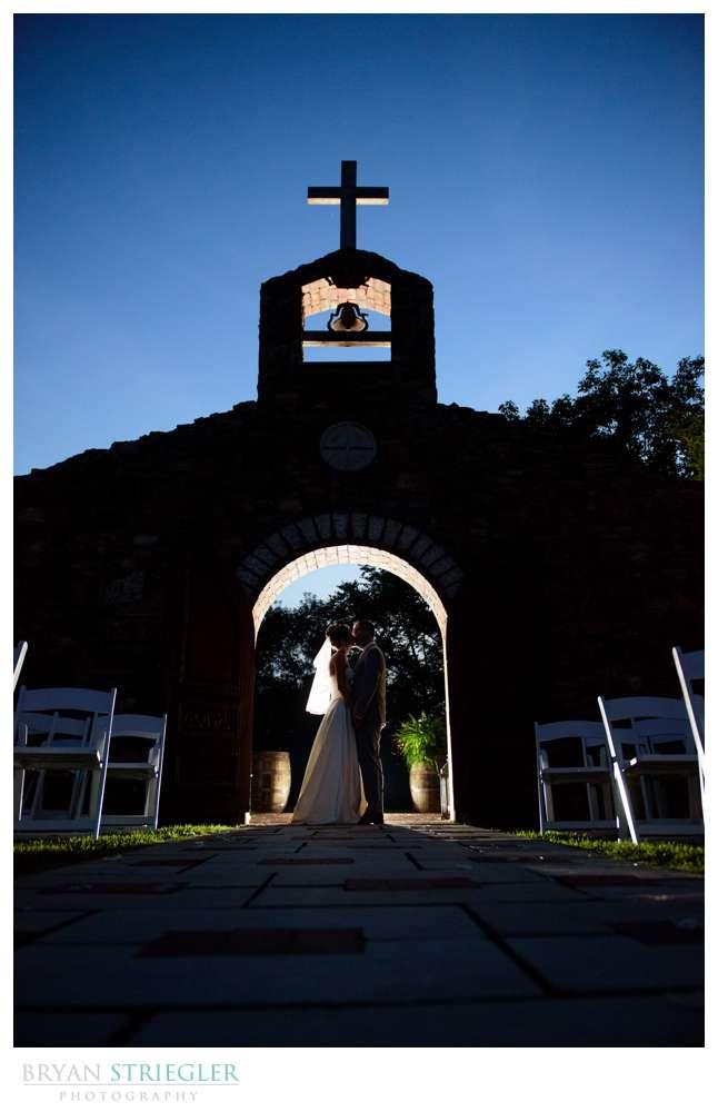 silhouette photo at Sassafras Springs