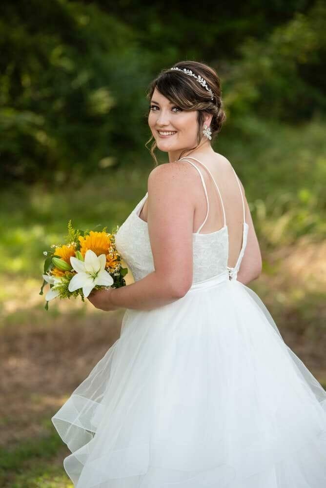 bridals at Legacy Acres