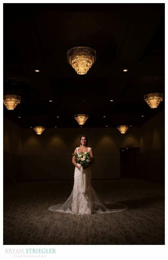 inside the Apollo wedding venue