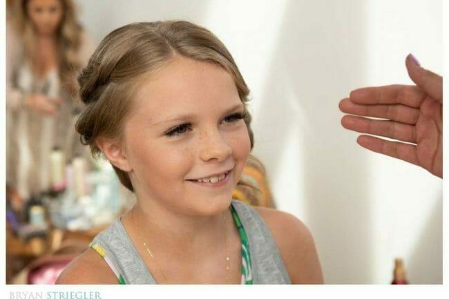 daughter of groom