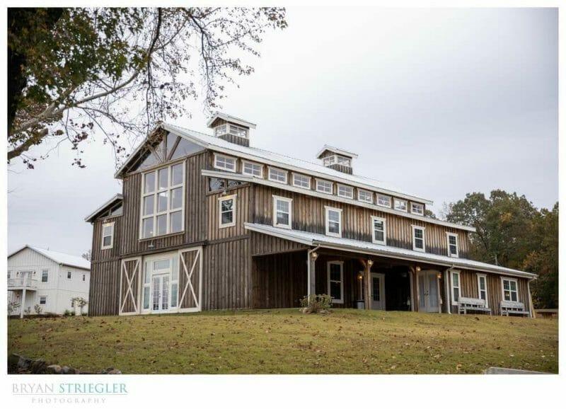 wide shot of Heritage Acres in Clarksville