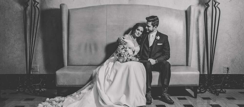Tulsa Wedding at the Mayo Hotel