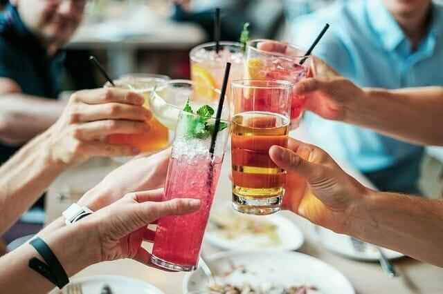 special summer wedding cocktails
