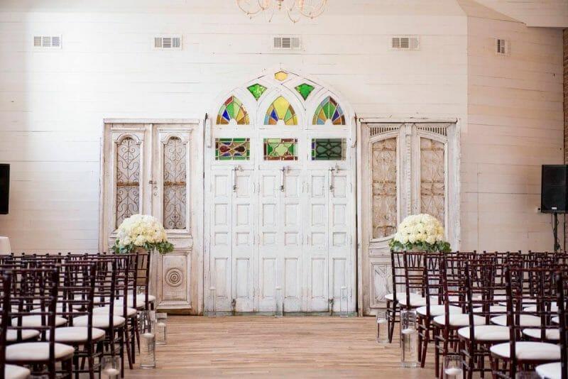 wedding-setup-for-indoor-ceremony-at-Ravington